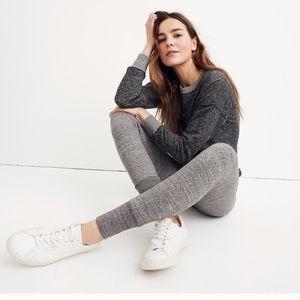 Madewell Sweatpants Leggings Grey